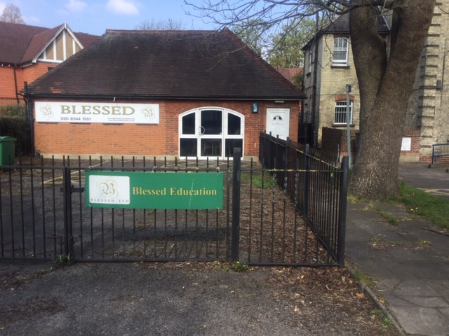 Blessed Ltd Location